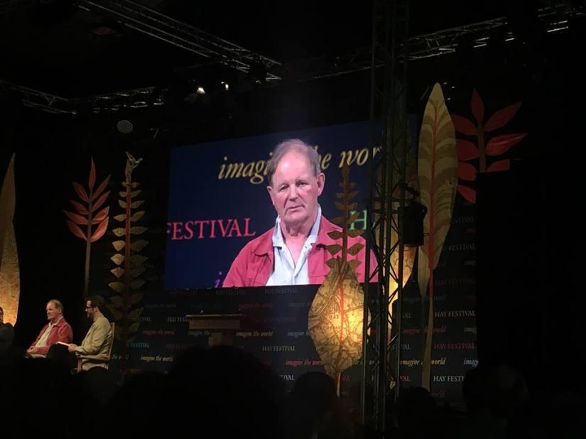 Michael Morpurgo Hay Festival 2018