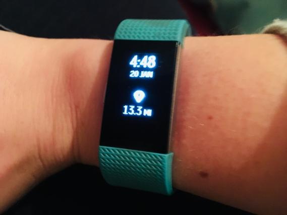 StepBet Challenge half-marathon