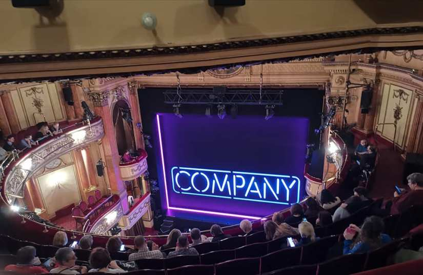Stephen Sondheim's Company, West End Gielgud Theatre